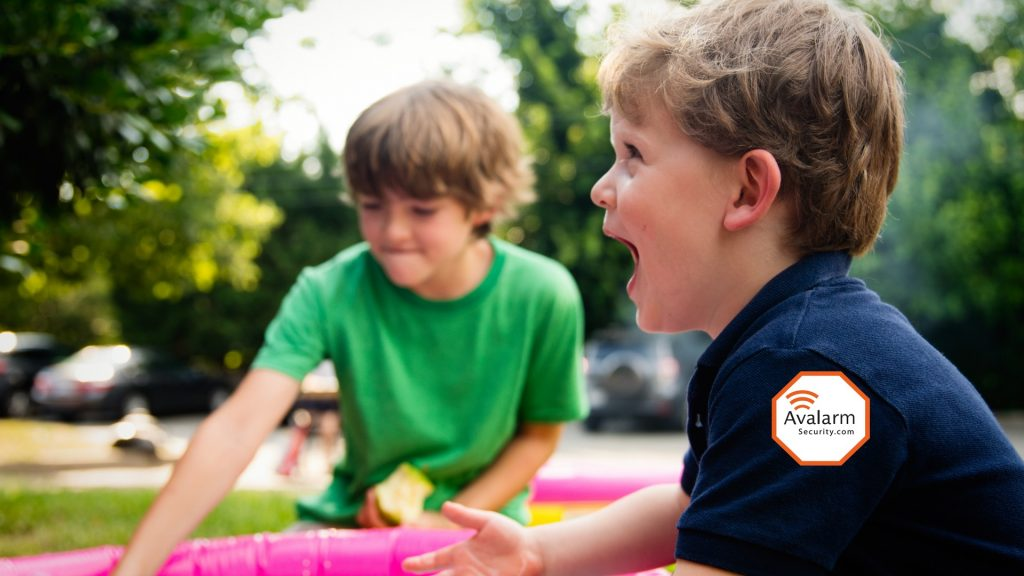 Kids Getting Wild This Summer? Smart Security Can Help